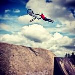 red bull berg line 2012 winterberg deutschland ixs dirt master festival